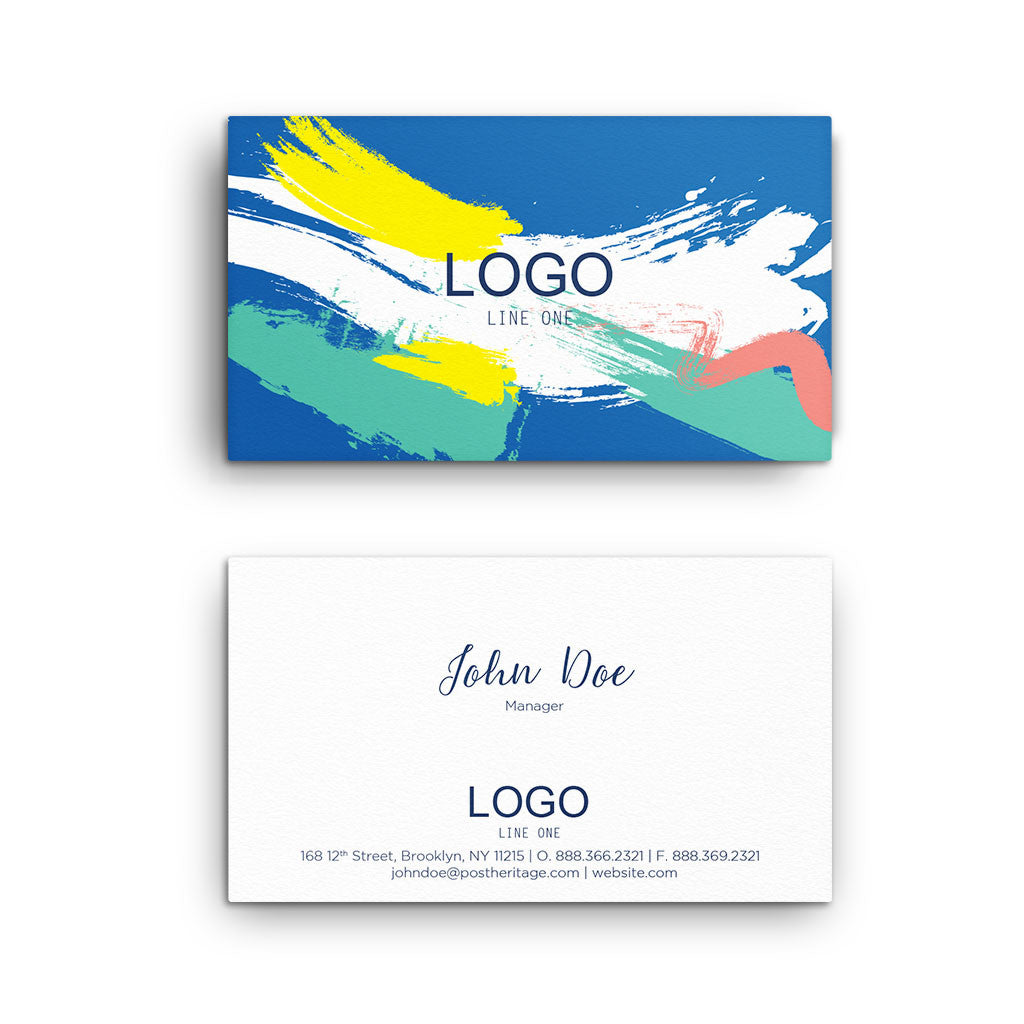 Business Cards Design & Printing Services - Customized Design ...