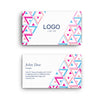 Alexa Custom Business Card Design | Ultimate Branding Solutions