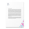 Alexa Custom Business Letterhead Design | Ultimate Branding Solutions