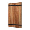 Zebrawood Menu Presenter