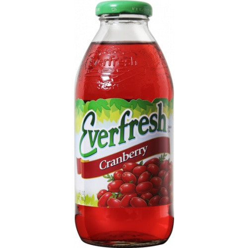 Mixers - Everfresh Cranberry