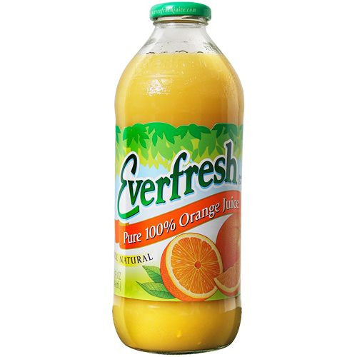Mixers - Everfresh Orange Juice