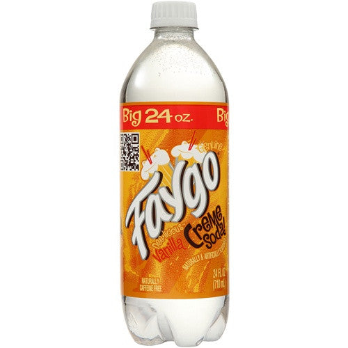 Mixers - Faygo Cream Soda