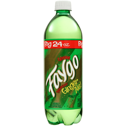 Mixers - Faygo Ginger Ale