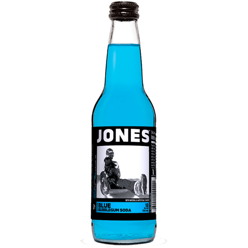 Mixers - Jones Bubble Gum Soda