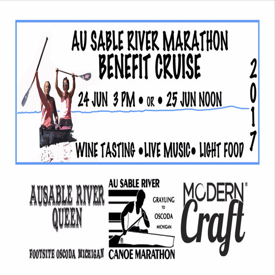 Tickets Au Sable River Queen ARCM
