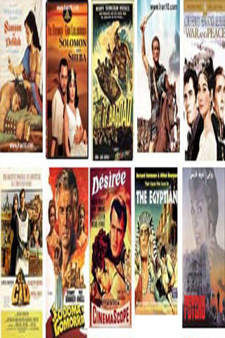 10 Best Hollywood Movies Dubbed in Farsi (10 Discs)