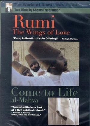 Rumi, the wings of love (DVD)