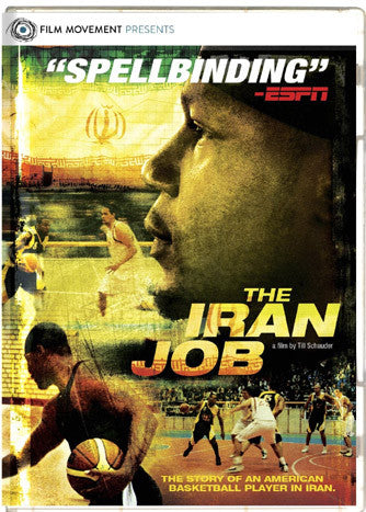 The Iran Job, an American Basketball Player in Iran