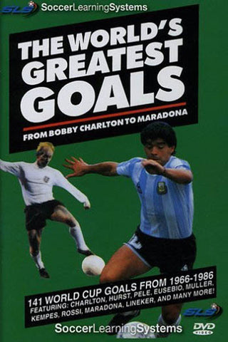 World's Greatest Goals (DVD)