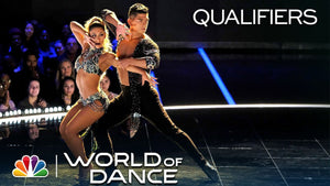 Karen and Ricardo obtained the highest score in the history of World of Dance NBC Show