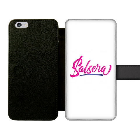 Salsera Front Printed Wallet Cases