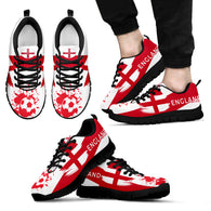 England World Cup Sneakers-Men - World Salsa Championships