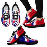 France World Cup Sneakers -Women - World Salsa Championships