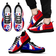 France World Cup Sneakers -Men - World Salsa Championships