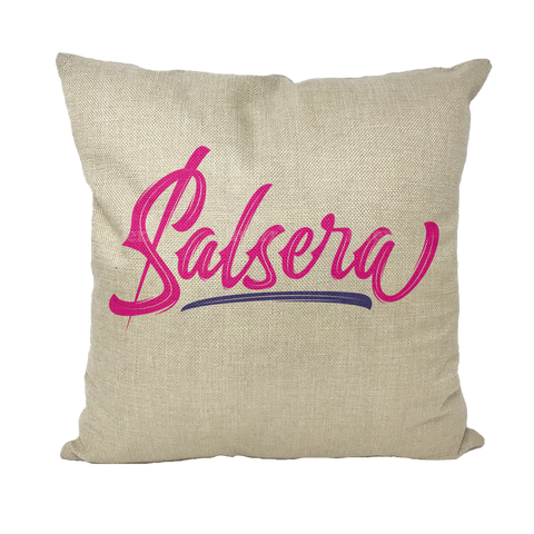 Salsera Throw Pillows