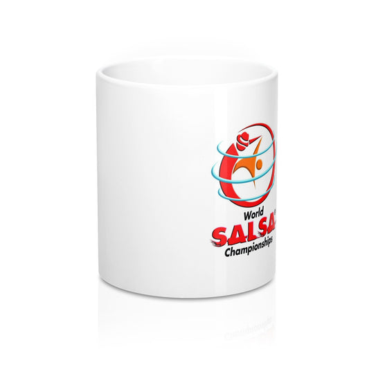 World Salsa Championships Mug 11oz