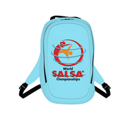 WSC Backpack-Blue - World Salsa Championships