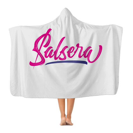 Salsera Premium Adult Hooded Blanket - World Salsa Championships