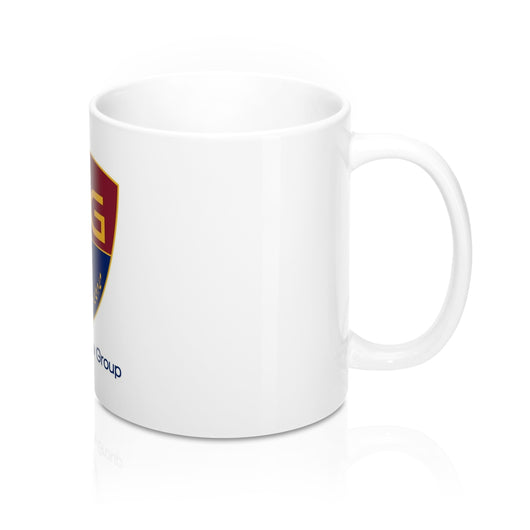 World Dance Group Mug 11oz - World Salsa Championships