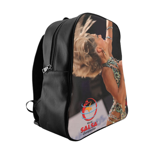 WSC personalized School Backpack - world-salsa-championships