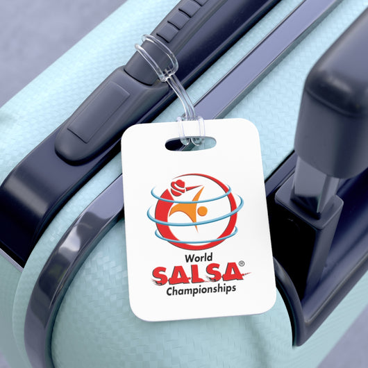 World Salsa Championships Bag Tag - World Salsa Championships