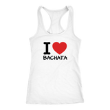 I Love Bachata Dancer Tank Top - World Salsa Championships
