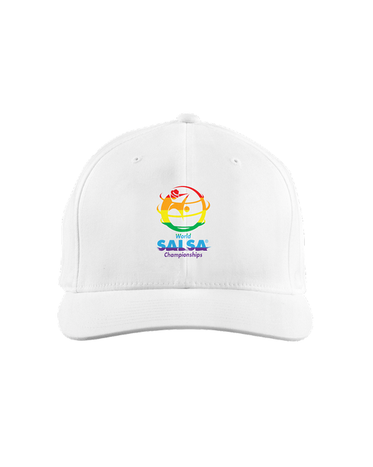 World Salsa Championships rainbow cap - World Salsa Championships