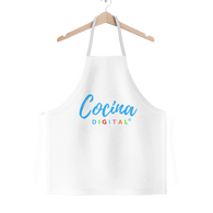 cd Classic Sublimation Adult Apron - World Salsa Championships