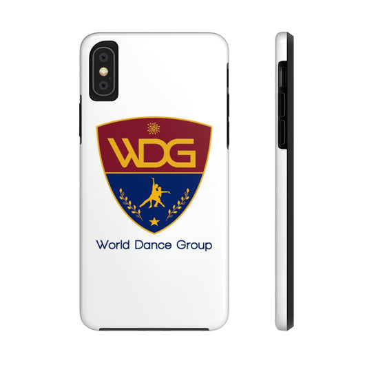 WDG Case Mate Tough Phone Cases - World Salsa Championships