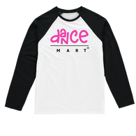 DanceMart Sublimation Baseball Long Sleeve T-Shirt - World Salsa Championships