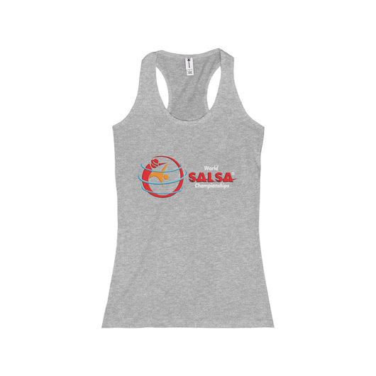 Junior Racerback Tank - World Salsa Championships