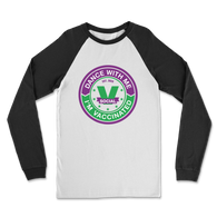 Dance with Me Classic Raglan Long Sleeve Shirt - World Salsa Championships