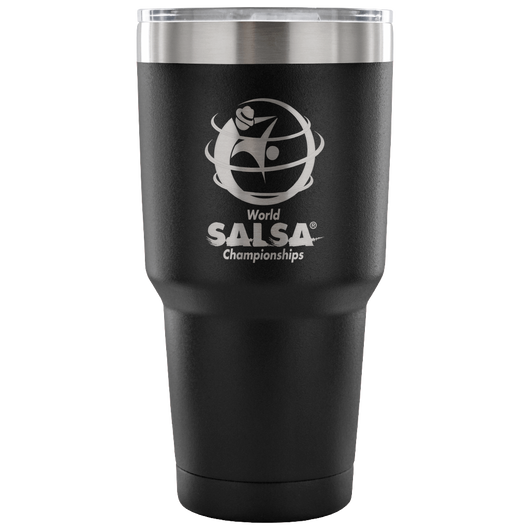 WSC Official Tumbler - World Salsa Championships