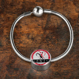 On-2 Private Collection charm bracelet - World Salsa Championships
