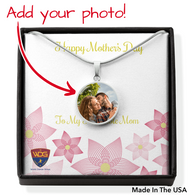 Personalized Necklace (upload your photo) - World Salsa Championships