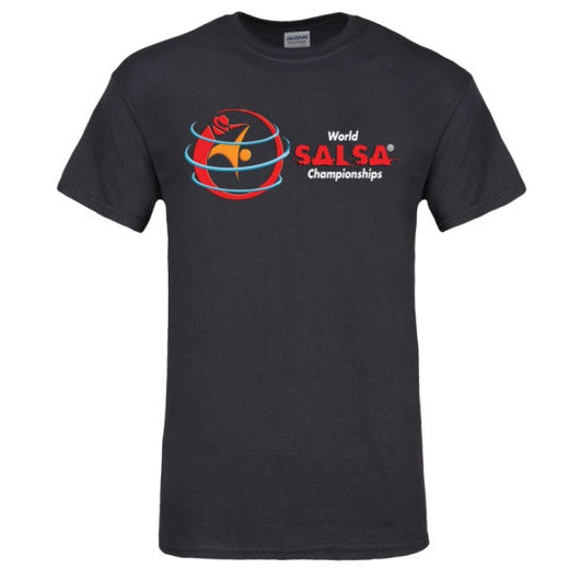 World Salsa Championship T-Shirt - World Salsa Championships
