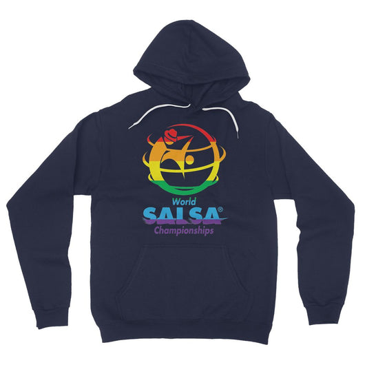 California Fleece Pullover Hoodie - World Salsa Championships