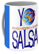 SalZOOM Mug - World Salsa Championships