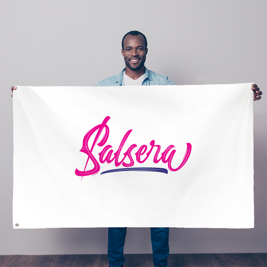 Salsera Sublimation Flag