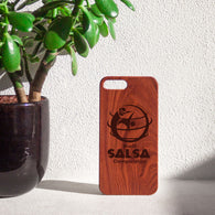 Wooden iPhone Case - World Salsa Championships