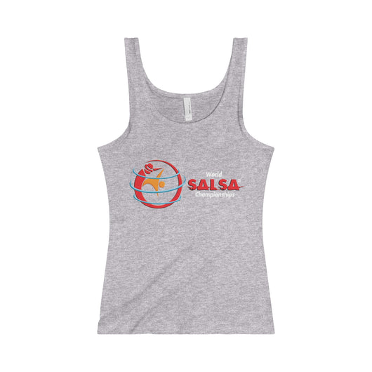 WSC The Jersey Tank - World Salsa Championships