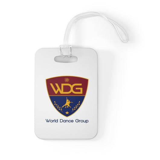 World Dance Group Bag Tag - World Salsa Championships