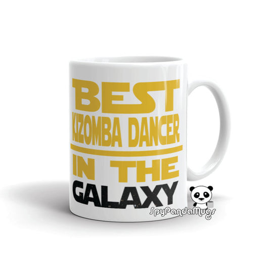 Best Kizomba Dancer In The Galaxy Mug - World Salsa Championships