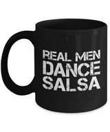 Mugs-Real Men Dance Salsa - World Salsa Championships