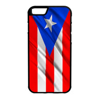 Flag of Puerto Rico iPhone Galaxy Note LG HTC Hybrid Rubber Protective Case - World Salsa Championships