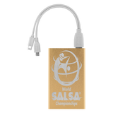 Official WSC Power Bank - World Salsa Championships