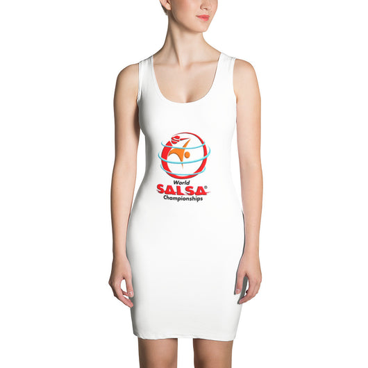 WSC Sublimation Cut & Sew Dress - World Salsa Championships