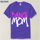 Dance Mom T-shirt for Proud Mothers in Kids Salsa Dancing Print T Shirt Short Sleeve O-Neck Streetwear Tees - World Salsa Championships