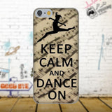 Dance Soft Protective Cover Case For Samsung Galaxy A3 A5 A7 J1 J3 J5 J7 S5 S6 S7 S8 S9 edge Plus 2016 2017 Keep Calm And Dance - World Salsa Championships